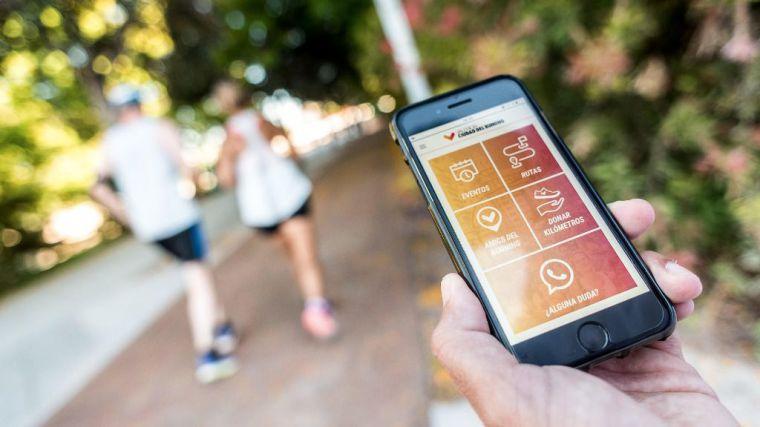 Valencia Ciudad del Running lanza su aplicación para ofrecer más y mejor servicio al corredor