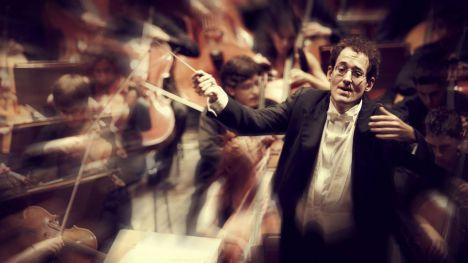 La Orquesta Sinfónica Freixenet actúa en el Auditorio de Castellón