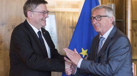 Puig abre una nueva etapa de relaciones con la Comisión Europea