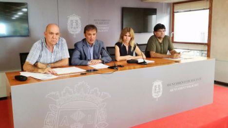 Alicante remite a las entidades las conclusiones de la conferencia estratégica