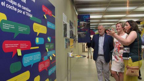 Salvador destaca la apuesta de la Generalitat por el TRAM d'Alacant