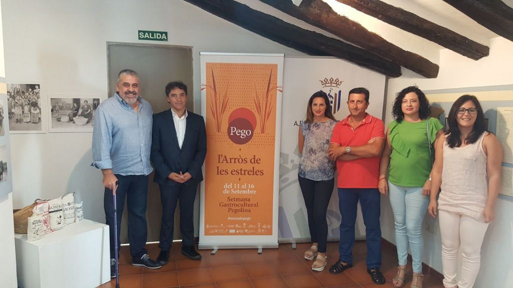 I Jornadas Gastroculturales de Pego: 'La esencia de lo que somos y tenemos como valencianos'