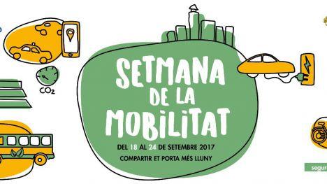 El Ayuntamiento de Castellón descentraliza la Semana de la Movilidad