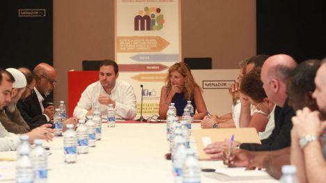 Marco trasladará a la FEMP las propuestas de la Mesa Interreligiosa de Castellón