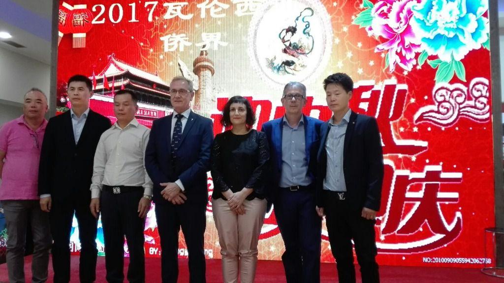 La Agència Valenciana del Turisme participa en un encuentro con cien empresarios chinos