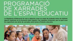 La Concejalía de Educación de Alicante imparte charlas para educar desde la convivencia