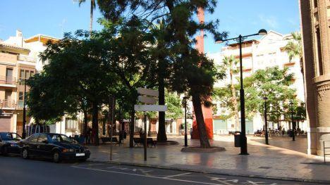 Castellón activa un plan acústico en las plazas Tetuán y Muralla Liberal para calmar el ruido