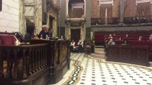 El Alcalde de Valencia presenta al consejo social las líneas principales de un presupuesto de 811.347.107 euros