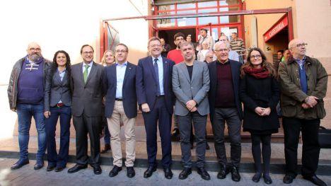 Puig defiende la necesidad de mejorar la financiación autonómica para fortalecer el estado del bienestar en Valencia