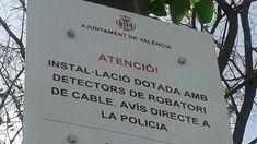 Valencia reduce el robo de cobre tras instalar un sistema antirrobo