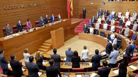 Las Cortes Valencianas aprueban en Transparencia