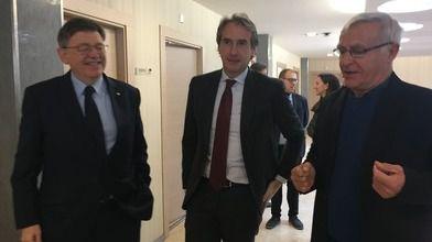 El alcalde de Valencia reclama que los proyectos presentados por el ministerio de fomento se concreten en los PGE de 2018