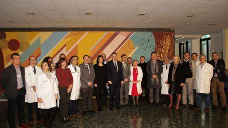 El Consell firma el acuerdo de compra de la antigua Escuela de Ingeniería Agrícola de la UPV para ampliar el Hospital Clínico