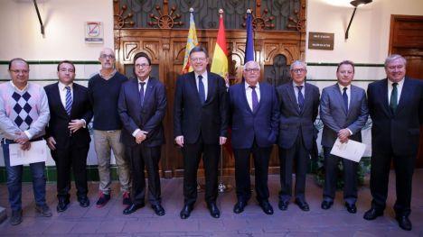 Puig anuncia que la Mesa de la Cerámica para fortalecer este sector 'estratégico' de la Comunitat Valenciana