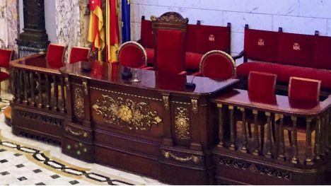 El nuevo reglamento del pleno de Valencia incluye la obligación de celebrar el debate del estado de la ciutat