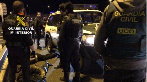 Detenidos en Alicante tras secuestrar a un hombre en Rentería a punta de pistola