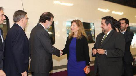 Marco reclama más frecuencias de AVE y que no afecten a los trenes de Cercanías