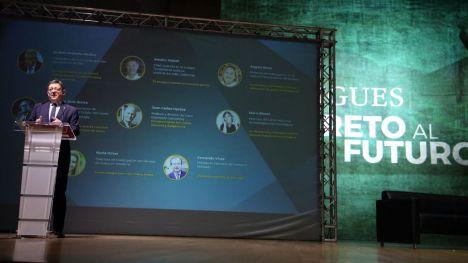 Puig apuesta por mejorar la productividad ante los cambios demográficos para hacer sostenible el estado de bienestar