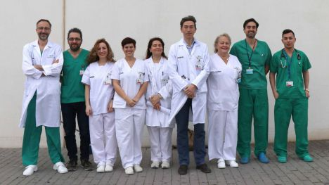El equipo de arritmias del Hospital La Fe recibe la acreditación de Unidad Excelente
