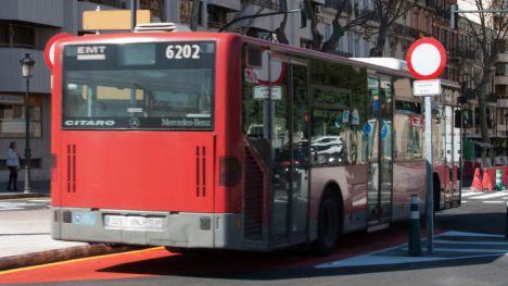 Nuevas mejoras de la EMT en Valencia
