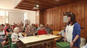El Ayuntamiento de Castellón refuerza la oferta lúdica para los mayores en el programa de envejecimiento activo
