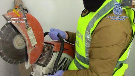 Varios detenidos por robos con fuerza en Valencia, Castellón y otras ciudades españolas