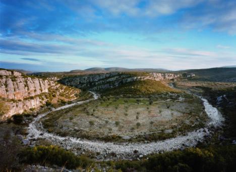 El Parque Cultural Valltorta-Gasulla y Morella la Vella estrenan nueva señalización de accesos