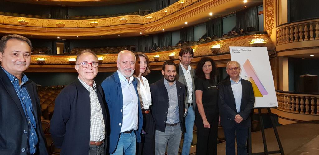 Marzà: 'El sector audiovisual valenciano merece tener unos premios a escala autonómica que visualicen la gran tarea que hacen tantos profesionales de esta industria cultural y creativa'