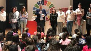 López reivindica el derecho a la educación de los niños y las niñas en Castellón