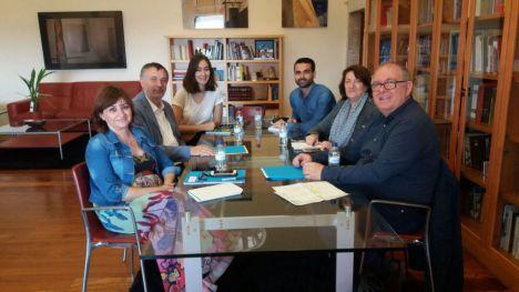 El IVAJ y el CVJ prosiguen los encuentros con departamentos de la Generalitat para la Estrategia Valenciana de Juventud