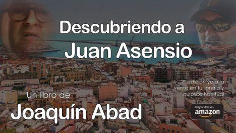 Joaquín Abad elige Almería para la presentación de 'Descubriendo a Juan Asensio'