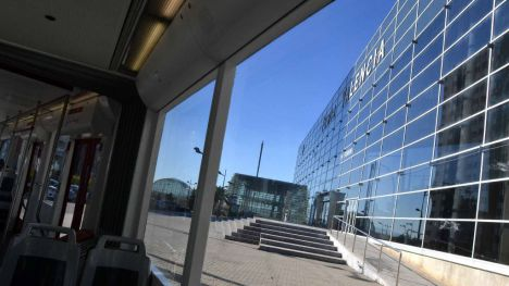 Metrovalencia ofrece servicios especiales de tranvía a Feria Valencia para acudir a Fivac y Urban Beat