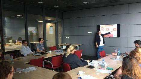 El Ivace lleva dos buenas prácticas en internacionalización a la reunión del programa Compete In en Polonia