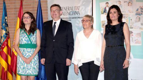 Barceló apuesta por el diálogo, aspira a consolidar lo conseguido y a aumentar la confianza de los ciudadanos en la sanidad valenciana