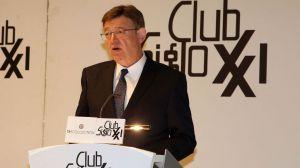 Puig propone acuerdos por la transformación económica y la reforma territorial para salir del 'inmovilismo' y garantizar el estado del bienestar