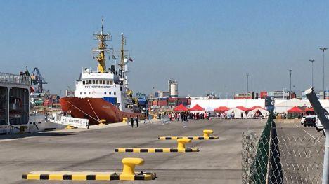 Ocho ministerios implicados en el operativo del Gobierno para el traslado de los migrantes del 'Aquarius'