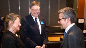 Puig pide a la Comisión Europea estrategias presupuestarias para situar al diseño 'como un factor clave de innovación'