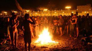 Cerca de 48.000 valencianos eligieron la EMT en la noche de San Juan