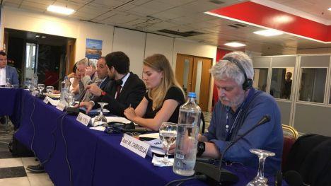 El IVAJ presenta Jove Oportunitat (Joop) ante la Asamblea General de la Comisión Intermediterránea de la CRPM