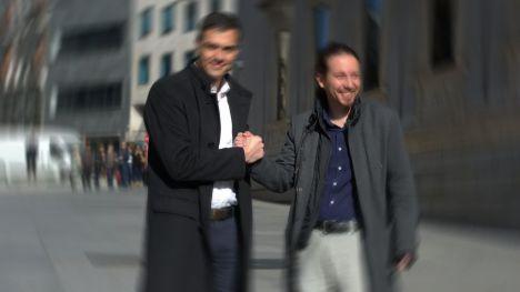 Pablo Iglesias, ministro plenipotenciario