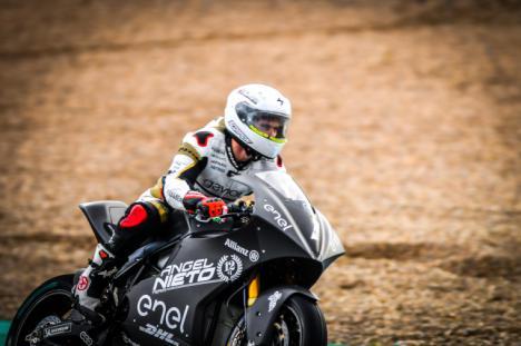 El mundial de MotoE se pone en marcha en el Circuit Ricardo Tormo