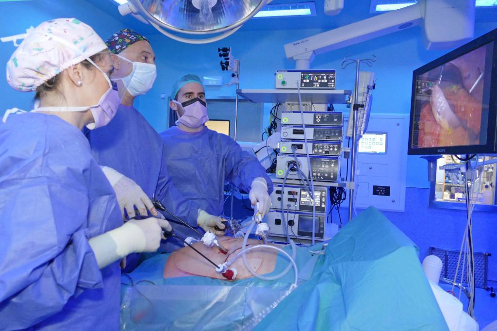 El General de Castelló alcanza los 1.000 pacientes intervenidos en su Unidad de Cirugía Bariátrica