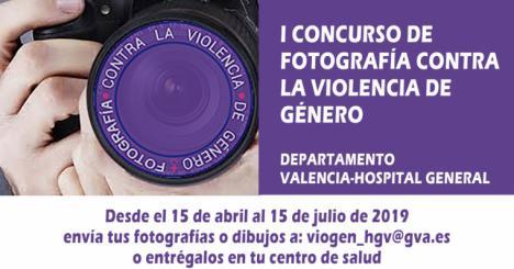 Concurso de fotografía y dibujo contra la violencia de género