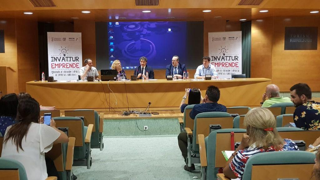 Turisme Comunitat Valenciana impulsa 30 nuevos proyectos empresariales a través de Invat·tur Emprende