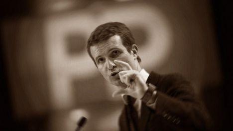 La sorprendente victoria de Pablo Casa como presidente del PP