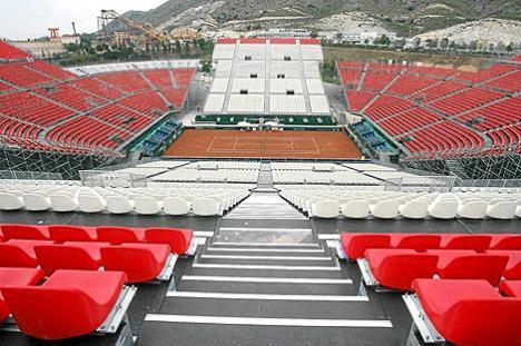 Los cuartos de final de la Davis se celerarán en Valencia