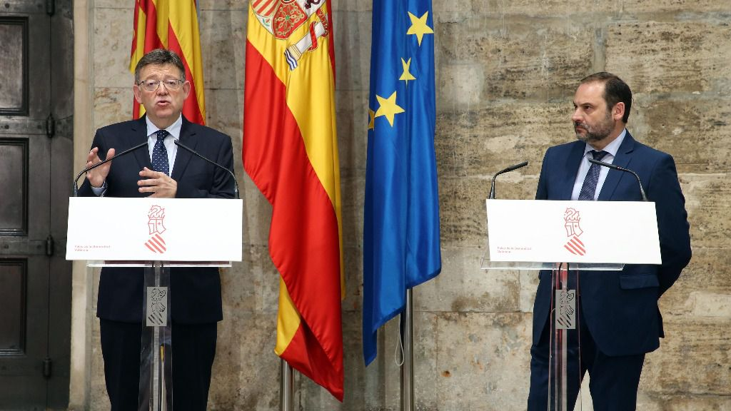 La Generalitat y el Ministerio de Fomento suscriben un acuerdo que permitirá destinar 214 millones a políticas de vivienda