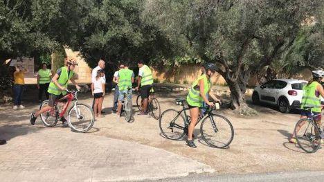 Comienza con la yincana de Torres de la Huerta en Alicante