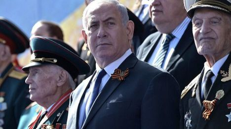 Benjamín Netanyahu, yo…o el diluvio