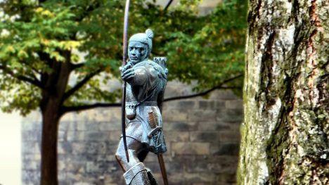 Buscamos a Robin Hood